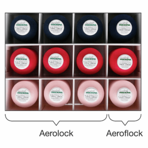 Fuchsia Aerolock and Aeroflock