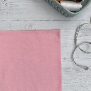 Light Pink Stretch Ribbing