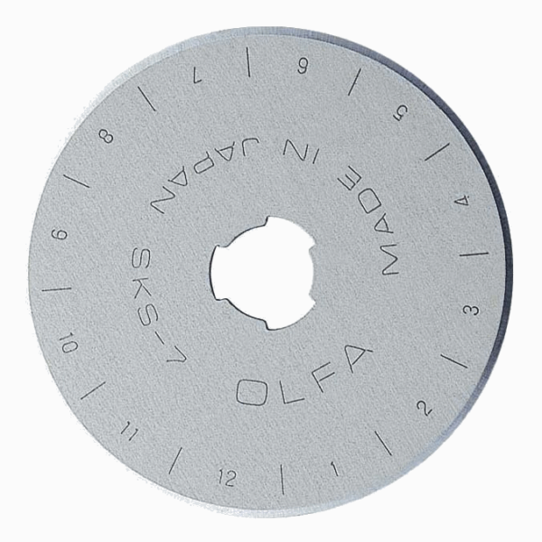Olfa 45mm Replacement Rotary Cutter Blades